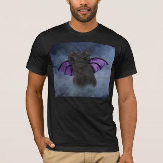 Vampire Cat Halloween Shirt