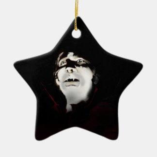 Vampire Ceramic Ornament