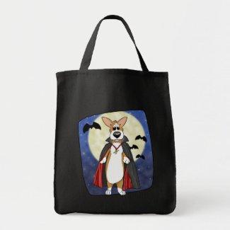 Vampire Corgi Bag bag