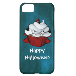 Vampire Count Cup Cake -custom text- iPhone 5C Covers