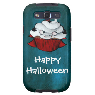 Vampire Count Cup Cake -custom text- Galaxy SIII Cover