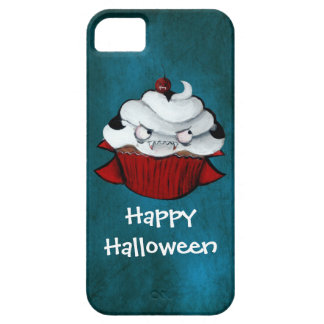 Vampire Count Cup Cake -custom text- iPhone SE/5/5s Case