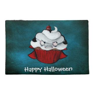 Vampire Count Cupcake Travel Accessories Bags