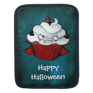 Vampire Count Cupcake Sleeves For iPads