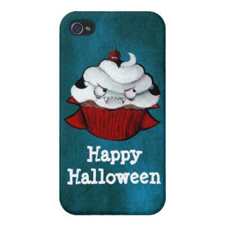 Vampire Count Cupcake iPhone 4 Case