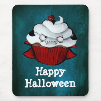 Vampire Count Cupcake Mouse Pad