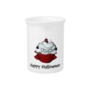 Vampire Count Cupcake Drink Pitcher