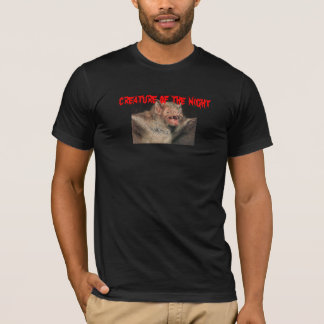 vampire, creature of the night T-Shirt