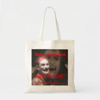 Vampire Creepy Freak Halloween Bag ! Budget