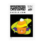 Vampire Cupcake Postage Stamps