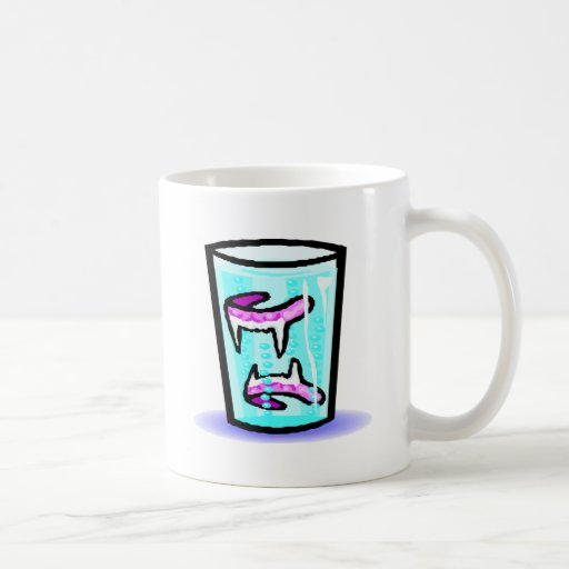 Vampire Dentures Classic White Coffee Mug