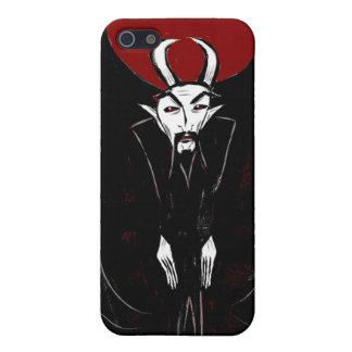 Vampire-Devil iPhone 4 Case