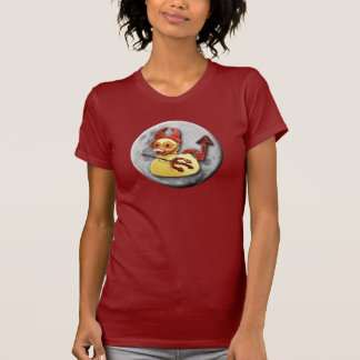 Vampire Ducky (Moon Rising) v3.0 T-shirt
