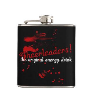 Vampire Energy Drink Funny Goth Flask