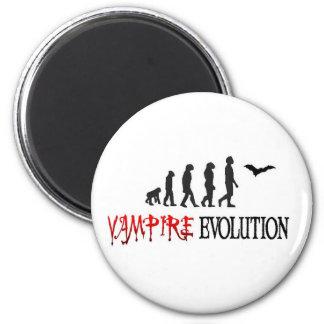 Vampire Evolution Refrigerator Magnets