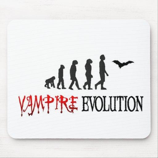 Vampire Evolution Mouse Pad
