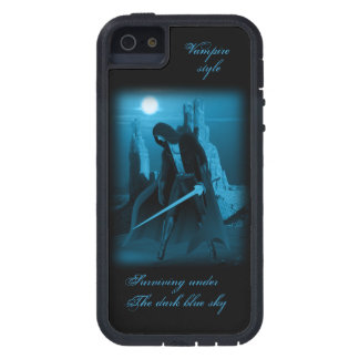 Vampire fighter-iPhone 5/5S, Tough Xtreme iPhone SE/5/5s Case