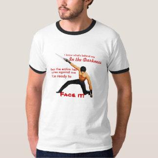 Vampire fighter-Ringer T-Shirt