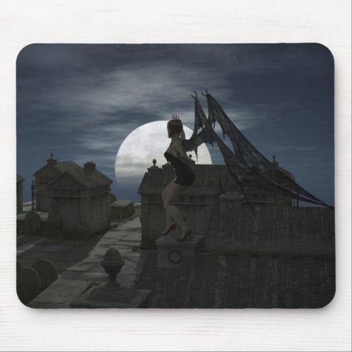 Vampire: Full Moon Rising Mousepad