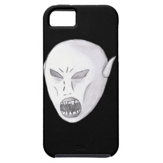 Vampire Ghoul Sketch iPhone 5 Cases