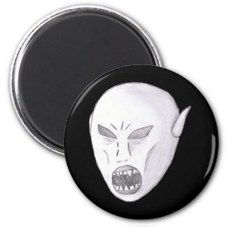 Vampire Ghoul Sketch Magnets