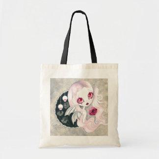 """Vampire Girl: """"Arabella"""" Tote Bag"""