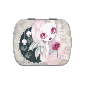 "Vampire Girl: ""Arabella"" Candy Tins"