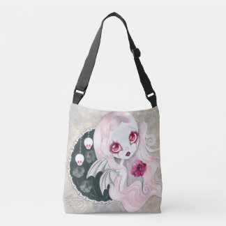 "Vampire Girl : ""Arabella"" Crossbody Bag"