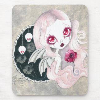 "Vampire Girl: ""Arabella"" Mouse Pad"