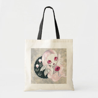 "Vampire Girl: ""Arabella"" Tote Bag"