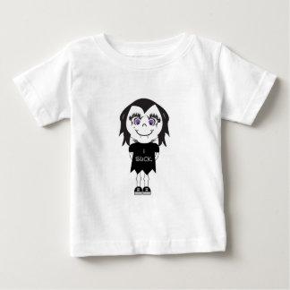 Vampire Girl I Suck Baby T-Shirt