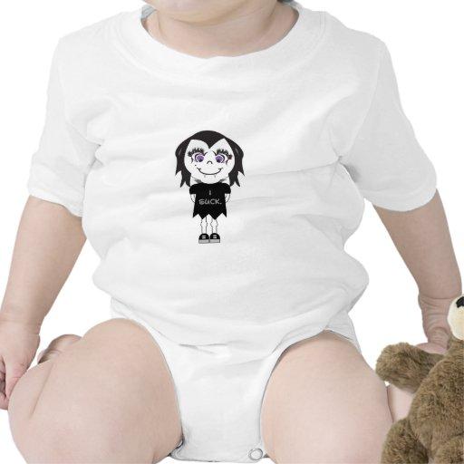 Vampire Girl I Suck T-shirt