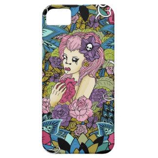 Vampire Girl iPhone SE/5/5s Case