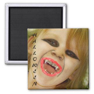 Vampire Girl Magnet