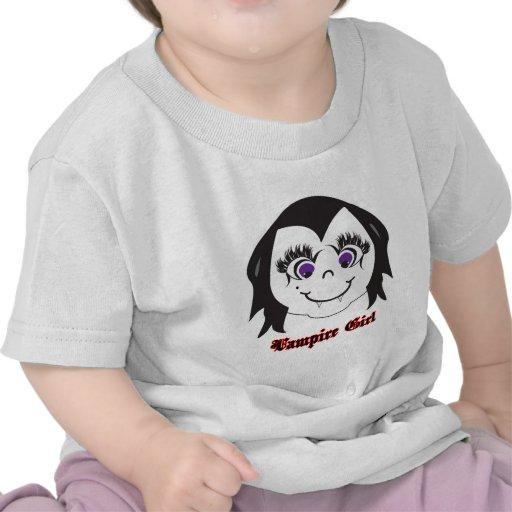 Vampire Girl Tee Shirts
