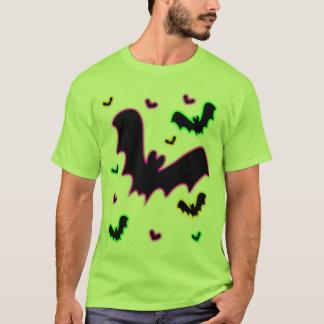 Vampire Glow Bats T-Shirt