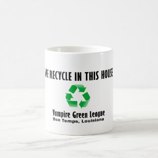 Vampire Green League Mugs