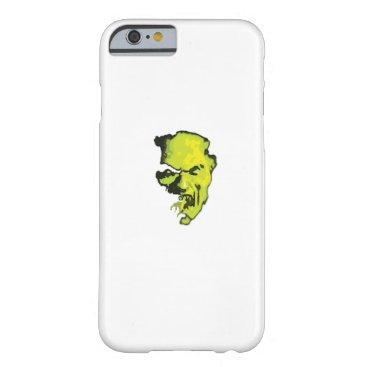 Halloween Themed Vampire Halloween Horror Gift Party Barely There iPhone 6 Case