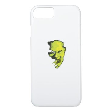 Halloween Themed Vampire Halloween Horror Gift Party iPhone 8/7 Case