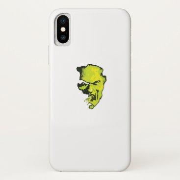 Halloween Themed Vampire Halloween Horror Gift Party iPhone X Case