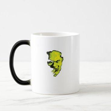 Halloween Themed Vampire Halloween Horror Gift Party Magic Mug