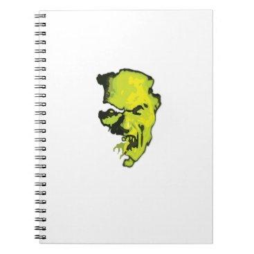 Halloween Themed Vampire Halloween Horror Gift Party Notebook