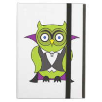 Vampire Halloween Owl Cover For iPad Air