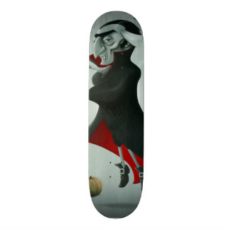 Vampire Halloween Skate Boards