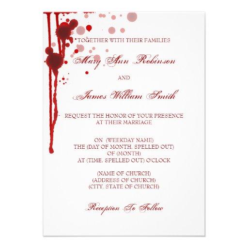 Creative Halloween Invites as perfect invitations example
