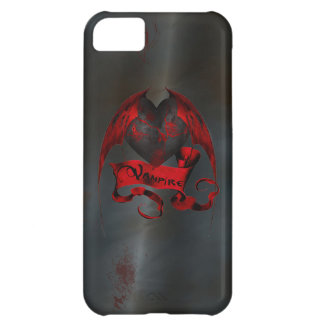 Vampire Heart Cover For iPhone 5C
