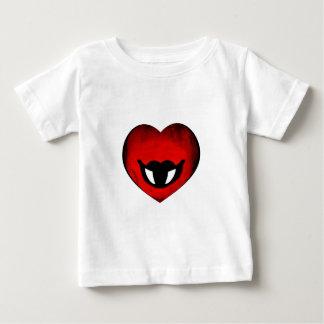 Vampire Heart Smiley T Shirts
