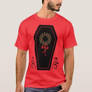 Vampire Holiday Coffin T-Shirt