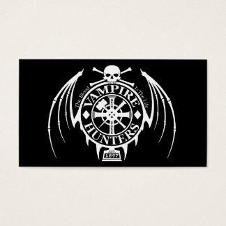 Vampire Hunter Business Card