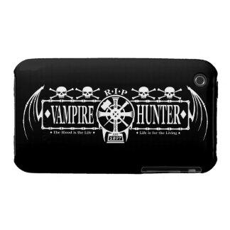 Vampire Hunter iPhone 3 Case-Mate Case